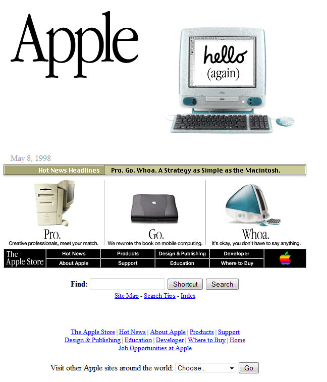 apple 0898