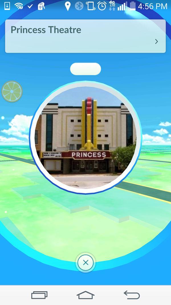 princess screenshot